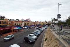 Veronicas Strip, Las Americas (Ian R. Simpson) Tags: spain bars restaurants shoppingcentre tenerife shops nightclubs canaryislands veronicas lasamericas playadelasamericas