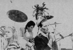 "The Slits at the Morning Star 50th Anniversary ""Beat The Blues"" Festival, Alexandra Palace, 15th June 1980 (stillunusual) Tags: music concert live gig livemusic indie alexandrapalace 1980 vague postpunk slits morningstar allypally ariup theslits fanzine brucesmith tomvague vivalbertine punkfanzine beattheblues"