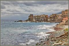 Erbalunga ...... petit village du cap Corse (lo46) Tags: mer france village corse paysage plage capcorse erbalunga lo46 explore4 canon60d hautecorse communedebrando