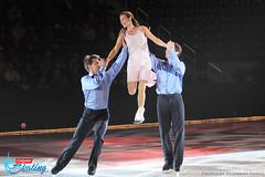 Ilia Kulik, Ekaterina Gordeeva and Todd Eldredge