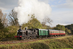 30053 - Hay Bridge (captain tower) Tags: steamtrain m7 southernrailway severnvalleyrailway uksteam 30053