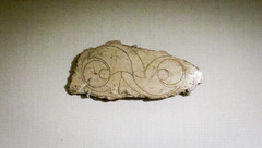 IMG_5712-2 (jaglazier) Tags: ireland decorations dublin irish geometric archaeology october drawing spirals scrollwork tools bone museums nationalmuseum engraved engravings implements 2014 scrolls countymeath loughcrew 2ndcenturybc latene 102114 copyright2014jamesaglazier