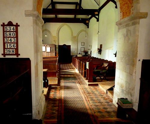 St Nicholas Church, Steventon