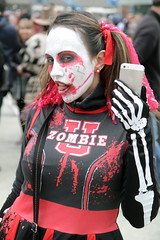 Toronto Zombie Walk 2014 #51 (jer1961) Tags: toronto halloween costume cosplay zombie horror macabre zombies zombiewalk torontozombiewalk zombiewalk2014 torontozombiewalk2014