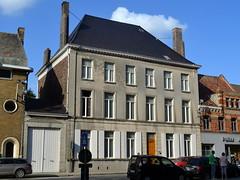 Sint-Medardusstraat 5, Wervik (Erf-goed.be) Tags: geotagged westvlaanderen wervik herenhuis archeonet geo:lon=30409 sintmedardusstraat geo:lat=507774