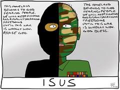 Recently Added-173 (ardeet) Tags: america unitedstates cartoon isis isus