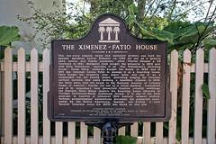 Florida Heritage Landmark Marker