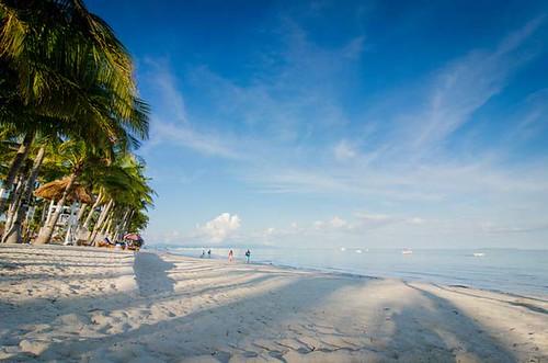 Bohol Beach Club - Spiaggia