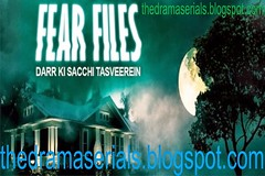 Fear Files Dar Ki Sacchi Tasveerein Episode 223 - 12th October 2014