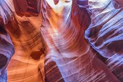Upper Antelope Canyon 4 (USpecks_Photography) Tags: arizona landscape sand curves page navajoland redrock slotcanyon antelopecanyon canonefs1022mmf3545usm upperantelopecanyon canonefs1022 navajotriballand canon7d