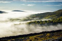ARC_2738-Edit (cosmo_71) Tags: morning ireland fog sunrise clare burren kilmacduagh