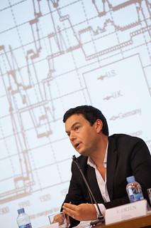 Thomas Piketty imparteix la 25a. edició de la Lliçó d'Economia, From ImagesAttr