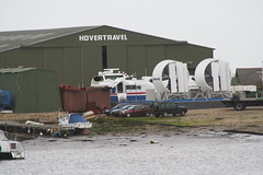 hovercraft (rydehover) Tags: hovercraft hoverwork bht130 hovertravel