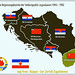Vardar Banovina and its fabricated