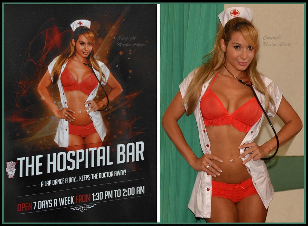 Erotic hospital