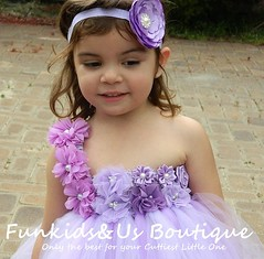 Stunning Lavender Lilac Pastel Tutu Dress, Lavender Baby Girls Princess Dress, Wedding,Birthday (Funkids&Us Boutique) Tags: baby dress princess pastel lavender lilac flowergirl gown tutu tutus