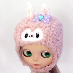 Alpaca Blythe helmet