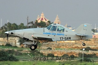 T7-SAW LMML 08-11-2014 Thank you for the help from Radleigh Bushell for finding the A/C type and C/N for me