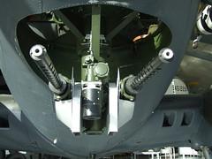 BOEING B 17 FLYING FORTRESS CHIN TURRET (Fleet flyer) Tags: b17 boeing bomber flyingfortress machinegun americanairmuseum imperialwarmuseum iwm iwmduxford boeingb17flyingfortress