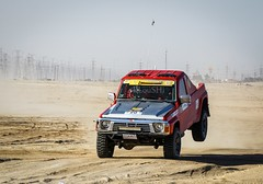 Rally - Safari (BLouSHi) Tags: red art drag nissan rally led safari kuwait patrol drift q8 kwt