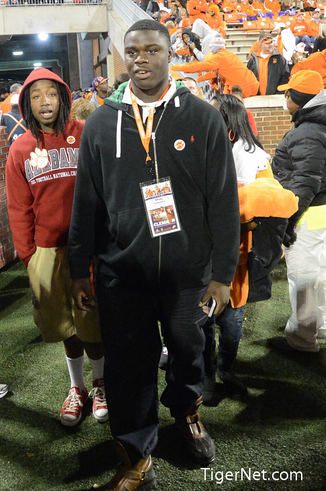 Clemson Photos: 2012, Football, Recruiting, Shaquille  Lawson, South  Carolina