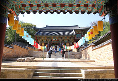 Beomeosa, Busan, South Korea (JH_1982) Tags: fish building architecture religious temple order nirvana south religion buddhism landmark korea historic korean busan sur spiritual sud beomeosa pusan core corea  sdkorea     geumjeongsan jogye