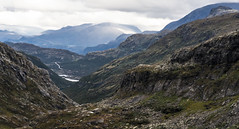 Bverdalen (Werner-Q) Tags: mountains norway norge norwegen fjell jotunheimen noreg