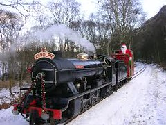 Santa Express Ravenglass & Eskdale Railway