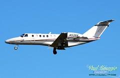 N53NW (PHLAIRLINE.COM) Tags: 2005 foxy air flight airline planes philly airlines phl cessna spotting citationjet bizjet generalaviation spotter philadelphiainternationalairport kphl cj3 525b n53nw