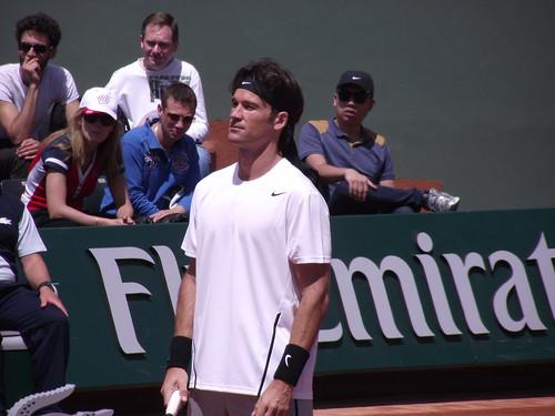 Carlos Moya - Roland Garros 2014 - Carlos Moya
