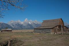 056 20140920 GTNP IMG_8958 (jvlady) Tags: autumn mountains fall grandtetonnationalpark mormonrow moultonbarn