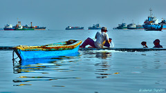 Sunda Kelapa Harbor 20141019 (11) (alisubarkah) Tags: harbor kelapa pelabuhan humaninterest sunda kapal jakartautara pinishi pelabuhansundakelapa sundakelapaharbor kapalpinishi