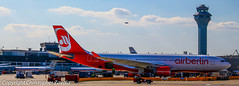 Air Berlin Airbus A330 (Doctor Christopher) Tags: airberlin airbusa330 chicagoohareinternationalairport