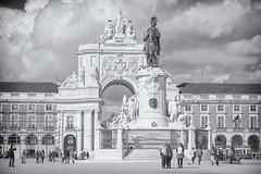 Lisbon (@Tuomo) Tags: bw portugal monochrome nikon df lisbon nik lissabon 85mm18 siverefex