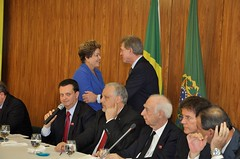 """Lideranças do PSD manifestam apoio a Dilma Rousseff • <a style=""""font-size:0.8em;"""" href=""""http://www.flickr.com/photos/60774784@N04/15695010266/"""" target=""""_blank"""">View on Flickr</a>"""