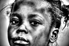 Face of suffering (Dje Guillaume.com) Tags: art beauty word photo des exposition travail salon enfants ci numrique foire artistique traite internationnal