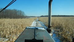November 14, 2014 (Jeannette Greaves) Tags: moving corn hay bales hj fromrlgmwell4x2loads