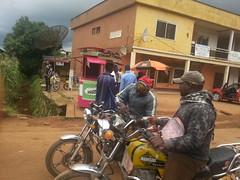 Mototaxis, Bamenda