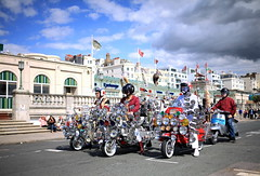 Scooters Brighton 2014 (Photo Smiles :)) Tags: