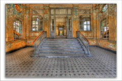 Beelitz 01 (Pinky0173 (thrun-fotografie.de)) Tags: old berlin germany deutschland sanatorium dri hdr beelitzheilsttten lungenheilanstalt beelitz pinky0173