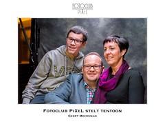 Fotoclub PiXeL stelt tentoon