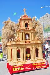 Foglianise (BN), 2009, Festa del Grano. (Fiore S. Barbato) Tags: italy campania valle festa carri rocco paglia benevento grano sannio foglianise yourcountry vitulanese