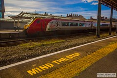 ChesterRailStation2016.09.22-24 (Robert Mann MA Photography) Tags: chesterrailstation chesterstation chester cheshire chestercitycentre trainstation station trainstations railstation railstations arrivatrainswales class175 class150 virgintrains class221 supervoyager class221supervoyager merseyrail class507 city cities citycentre architecture nightscape nightscapes 2016 autumn thursday 22ndseptember2016 trains train railway railways railwaystation