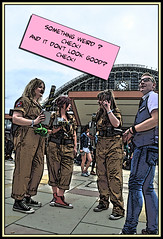 comic4 (The_Jon_M) Tags: july 2016 uk england manchester urban greatermanchester comic comiccon gmex peters fields petersfields cartoon street candid teen teens costume cosplay