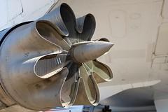 Hush kit (pburka) Tags: jet engine hushkit cj805 turbojet graceland memphis tennessee tn aviation sound noise quiet aircraft convair880