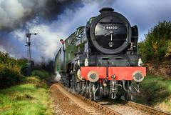 46100 (gazza294) Tags: railways steam flicker flickr flckr flkr gazza294 garymargetts