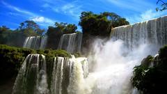 Iguazu Falls - Argentina (asithmohan29) Tags: argentina argentinatouristplaces brazil cataratasdeliguazú cataratasdoiguaçu chororoyguasu curitiba falls iguassufalls iguazu iguazufalls iguazuriver iguaçufalls misiones paraná sanantonioriver touristplaces touristplacesi waterfalls