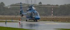 PH-HHO Eurocopter EC-155B-1 (jochem568) Tags: aircraft outdoor airport helikopter vehicle helicopter rain den helder noord holland nederland north netherlands regen slecht weer bad weather vliegveld de kooy phhho eurocopter ec155 b1 dauphin 2