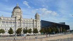 Port of Liverpool Building, Pier Head (wattallan594) Tags: united kingdom england liverpool port building 3 graces pier head