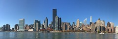 161119 Manhattan Midtown Skyline (BY Chu) Tags: newyork rooseveltisland fdrfourfreedomspark eastriver